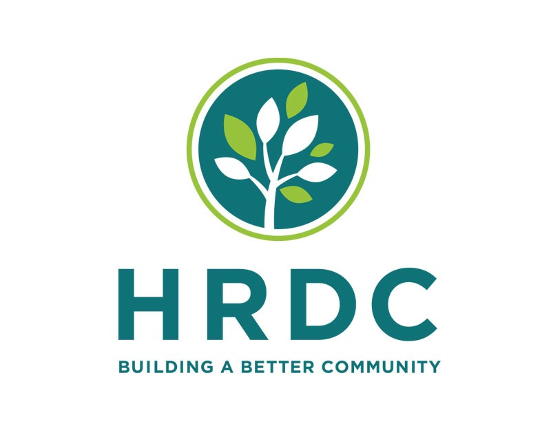 HRDC - Building a Better Community logo